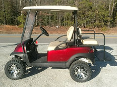 Lifted Club Car Precedent