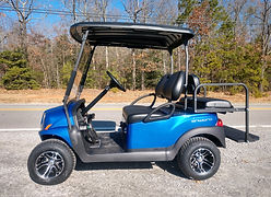 club car onward ptv pearl blue