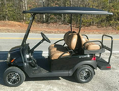 club car onward black