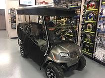 Onward Club Car Enclosure