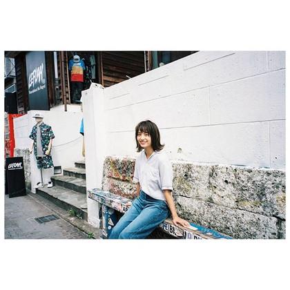 _balloon_hair #naturaclassica #portra160__#ig_portrait #ig_japan #portrait_ig #portraitlove #filmcommunity #filmlover #ilovefilm #filmlife #