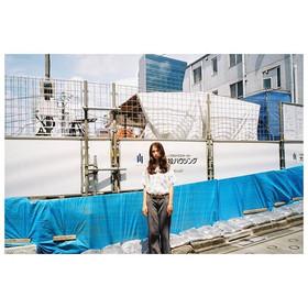 _balloon_hair #naturaclassica #portra160__#ig_portrait #paperjournalmag #portrait_ig #portraitlove #filmcommunity #filmlover #filmlife #beli