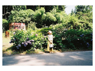 軽井沢に行くの巻_#portrait_ig #ポートレート__#photofilmy #ifyouleave #traveldiary #roadtrippin #traveldeeper #back2thebase #filmfeed #somewheremagazine #r