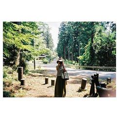 軽井沢に行くの巻→初の試み。互いに撮り合う。そして指が少し入る。つづく_#portrait_ig #ポートレート__#photofilmy #ifyouleave #traveldiary #roadtrippin #traveldeeper #back2thebase #fil