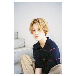 _tokyo_local_trip #balloonhair #portraitphotography #ポートレート部 _#bigmini #filmphotography #lovefilm #film #35mm #ig_portrait #ig_photooftheday