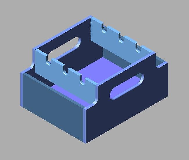 3 Chain Storage Box