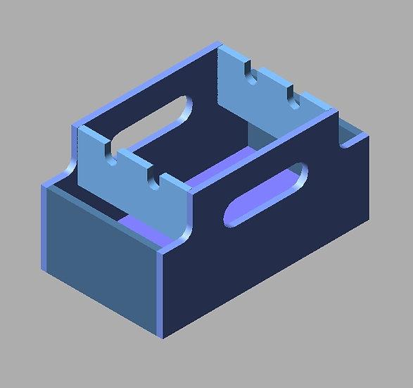 2 Chain Storage Box