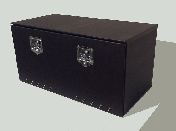 "Under Body Storage Box 18"" ht x 18"" dp"