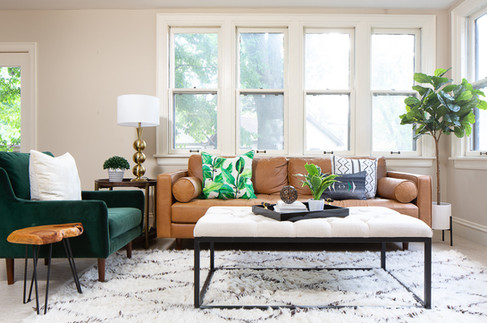 eDesign, Living room design