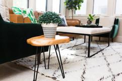 Minnesota Home Decorating Living Room Design