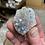Thumbnail: Angel Aura Crystal Quartz Cluster