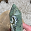 Thumbnail: Large Moss Agate Druzy Tower