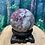 Thumbnail: Pink Tourmaline or Rubellite Sphere 63mm