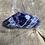 Thumbnail: Rough Semi Polished Chevron Amethyst Piece