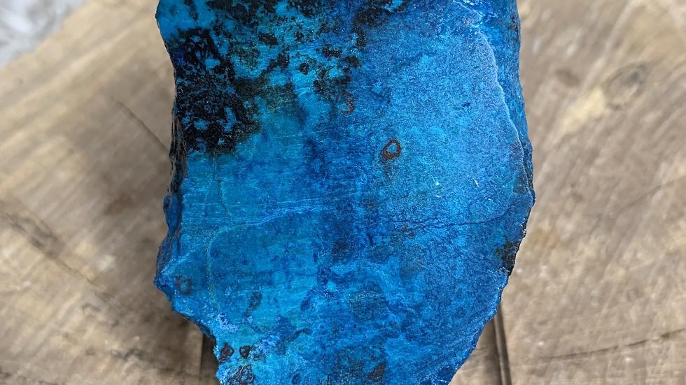 Stunning Shattuckite Slab