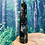 Thumbnail: Beautiful Moss Agate 8-Sided Tower with Inclusions