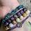 Thumbnail: Blue Apatite Bracelet for Confidence