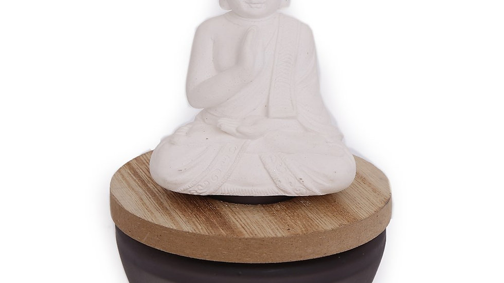 Buddha Diffuser with White Tea Essential Oil
