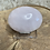 Thumbnail: Pink Mangano Calcite Palm Stone Fluorescent under UV