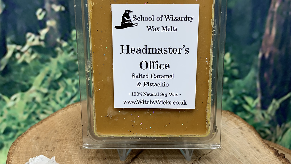 Headmasters Office Wax Melt Bar (Limited Edition)