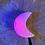 Thumbnail: Pink Mangano Calcite Crescent Moon