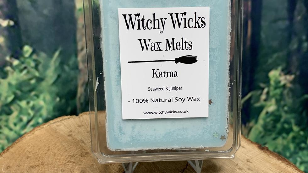 Karma Wax Melt Bar (90 hours burn time)