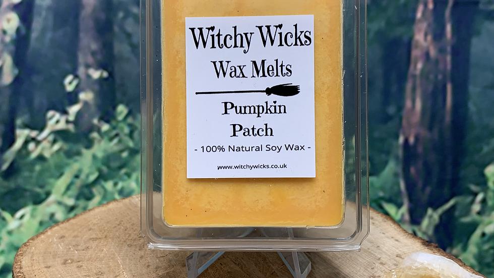Spiced Pumpkin Patch Wax Melt Bar (Limited Edition)
