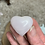 Thumbnail: Pink Mangano Calcite Small Heart