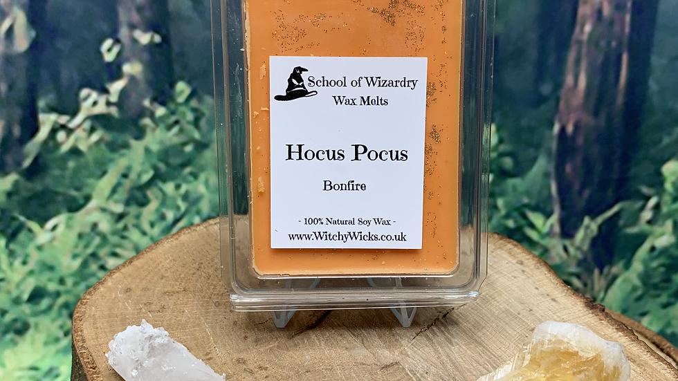 Hocus Pocus Bonfire Wax Melt Bar (Limited Edition)