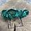 Thumbnail: Rough Velvet Malachite Specimen