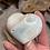 Thumbnail: Cleansing Caribbean Blue Calcite Heart