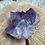 Thumbnail: Natural Raw Cube Formation Purple Fluorite
