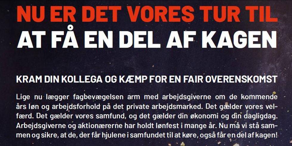 3F Aabenraa - Bak Vores Forhandlere Op!