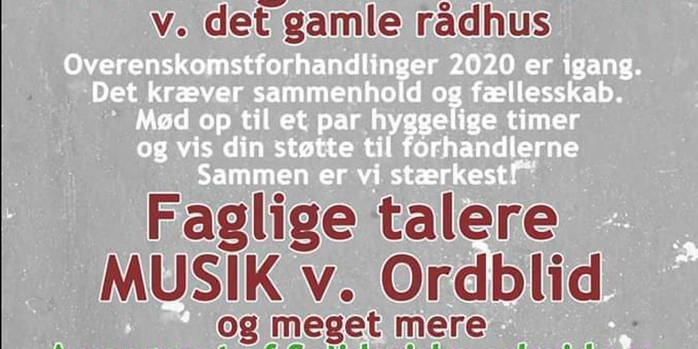 Horsens - #OK20 Aktionsdag