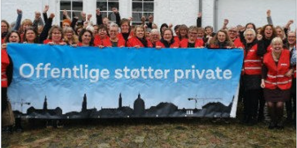 København - Støtte til Privatansatte