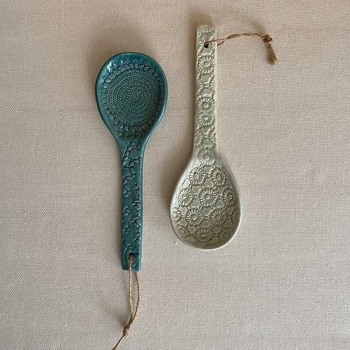 Colher Crochet M