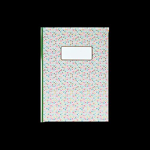 Caderno Gotas