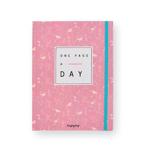Caderno One Page a Day