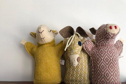 Fantoche de lã