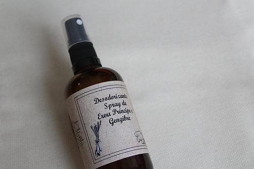 Desodorizante natural