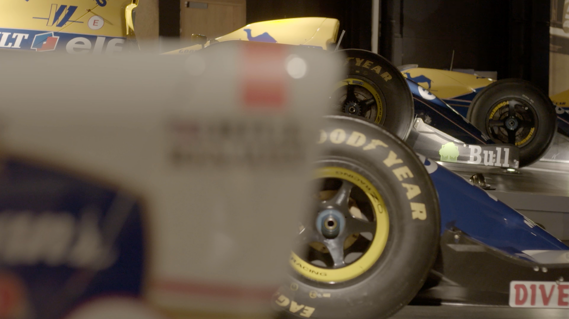 Williams Grand Prix F1 (dir. Matthew Samuel)