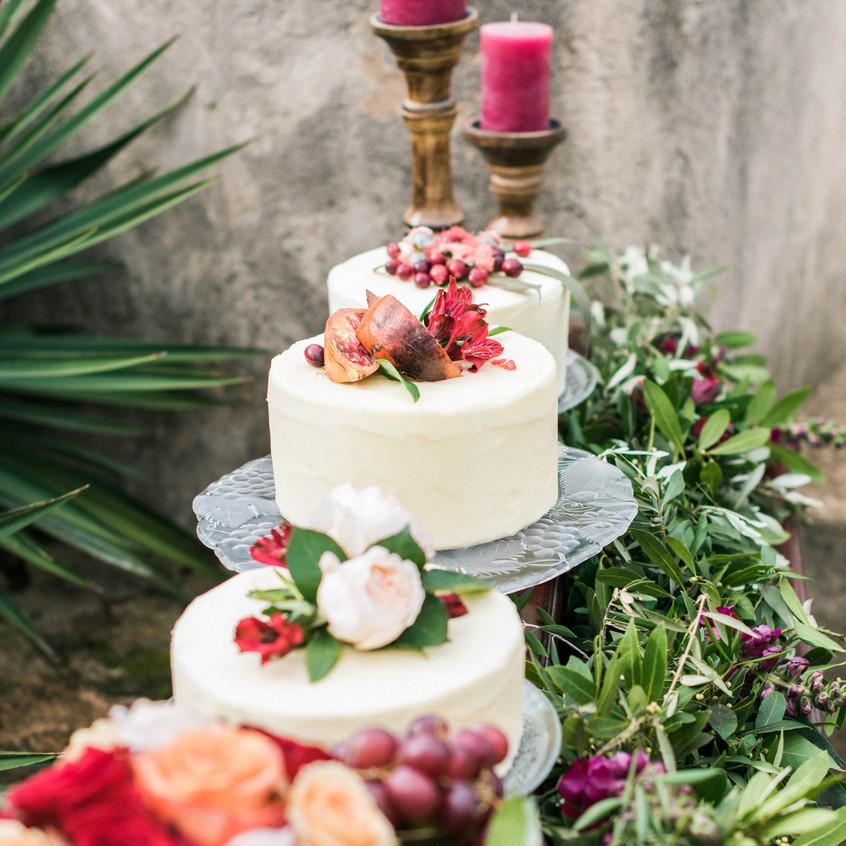 Cake Table Display