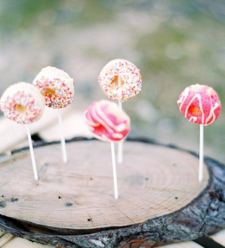 Mini Doughnuts!