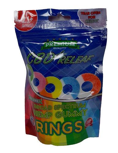 Cbd relief gummies