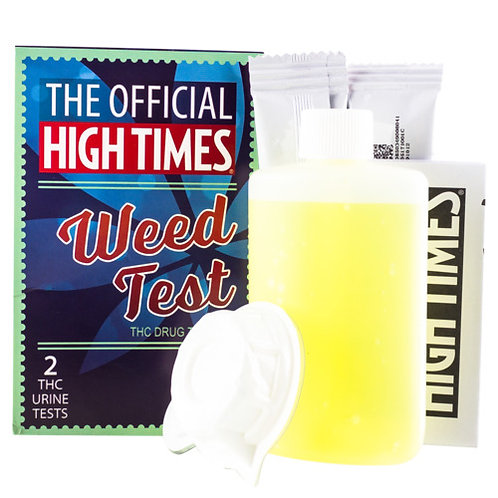 High times weed test