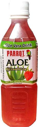 Parrot aloe drinks