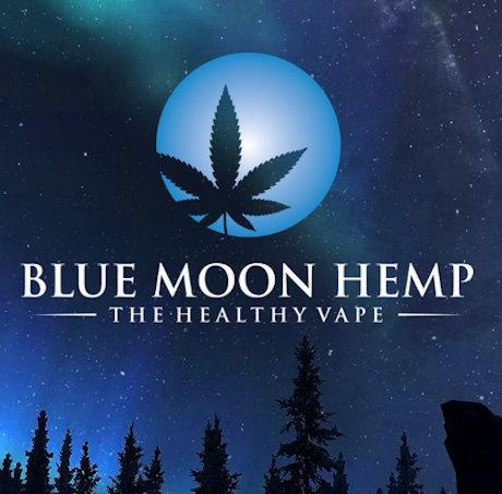 Blue moon hemp vap
