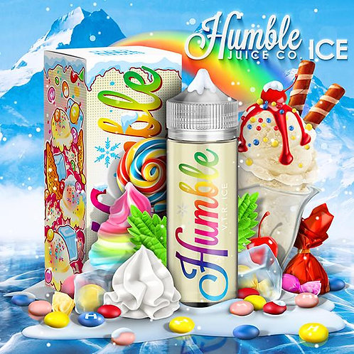 E-LIQIUD JUICE- HUMBLE ICE 0MG 3MG OR 6MG VAPE LIQUID