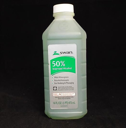 SWAN 50% ISOPROPYL ALCOHOL