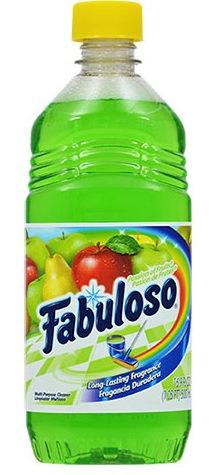 FABULOSO 16.9OZ PASSION FRUIT LIQUID CLEANER